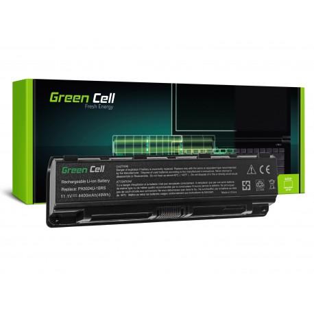 Green Cell Bateria para Toshiba Satellite C850 C855 C870 L850 L855 PA5024U-1BRS - 10,8V 4400mAh (TS13)