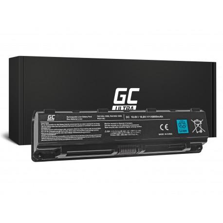 Green Cell ULTRA Bateria para Toshiba Satellite C850 C855 C870 L850 L855 PA5109U-1BRS - 10,8V 6800mAh (TS13ULTRAV2)