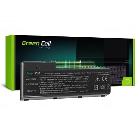 Green Cell Bateria para Toshiba P100 P105 Satego P100 PA3479U-1BRS - 11,1V 4400mAh (TS15)