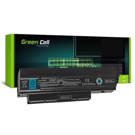 Green Cell Bateria para Toshiba DynaBook N200 N510 Mini NB500 NB505 NB520 NB550 - 11,1V 4400mAh (TS16)