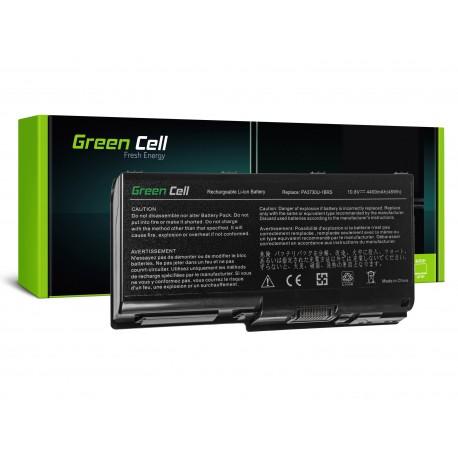Green Cell PRO Bateria para Toshiba Qosmio X500 X505 Satellite P500 P505 P505D - 11,1V 4400mAh (TS44)