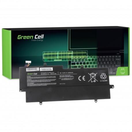 Green Cell Bateria para Toshiba Portege Z830 Z835 Z930 Z935 - 14,4V 1900mAh (TS52)