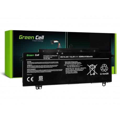 Green Cell Bateria para Toshiba Tecra Z40 Z40-A-13Q Z40-A-167 Z50 Z50-A-15P Z50-A-16C - 14,4V 4100mAh (TS58)