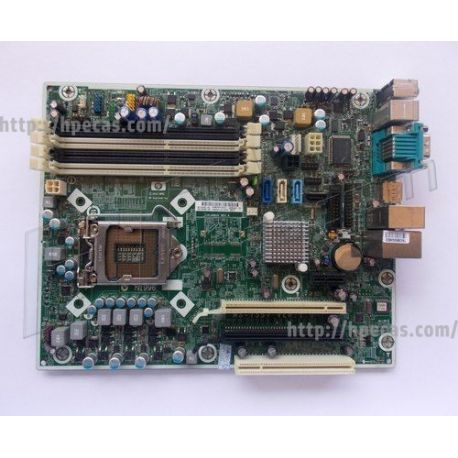 Motherboard HP Compaq 8000, 8100 séries (531991-001) (R)