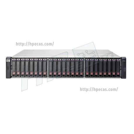 HPE MSA 2040 Energy Star SAN Dual Controller SFF Storage (K2R80A) N