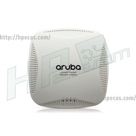 HPE ARUBA INSTANT IAP-205 (RW) 802.11N/AC DUAL 2X2:2 RADIO INTEGRATED ANTENNA AP (JW212A) R