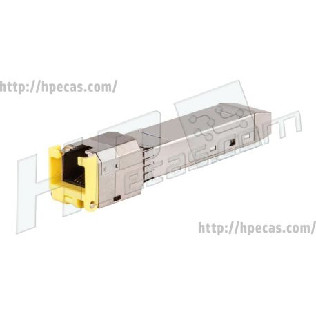 HPE ARUBA 10GBASE-T SFP+ RJ45 30M CAT6A TRANSCEIVER (JL563A) R