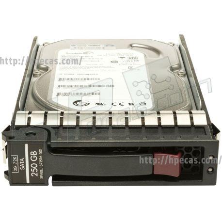 """HPE 250GB 7.2K 3G SATA 3.5"""" LFF HP 512n ETY ST HDD (571230-B21, 571516-001, 713819-B21, 713960-001) N"""