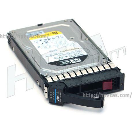 "HPE 250GB 7.2K 3Gb/s SATA 3.5"" LFF HP 512n NCQ MDL ST HDD (458926-B21, 459318-001) N"