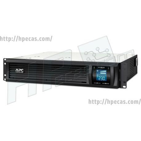 APC Smart-UPS C 1000VA LCD RM 2U 230V (SMC1000I-2U)