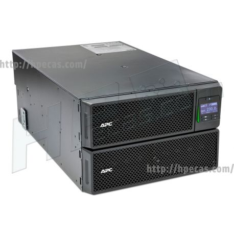 APC Smart-UPS SRT 8000VA RM 230V (SRT8KRMXLI)