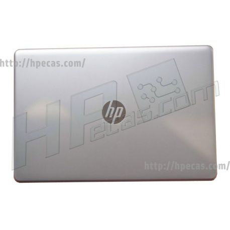 HP 15-BS, 15-BW LCD Back Cover Pike Silver (924892-001)