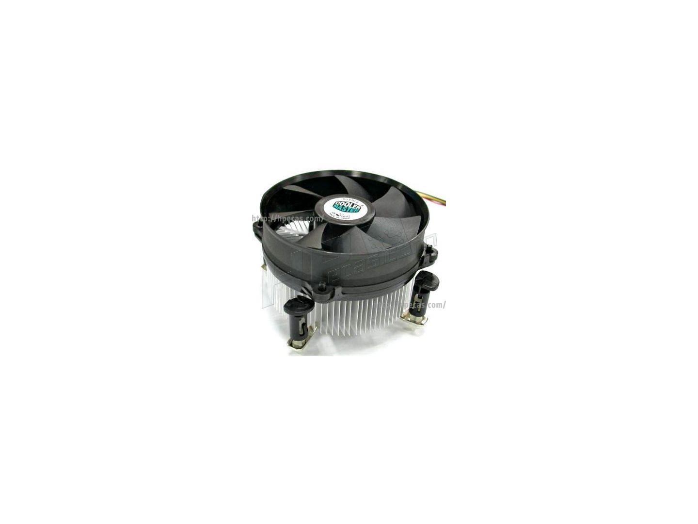 Dissipador e Ventoinha Cooler Master Socket LGA 775 High Profile