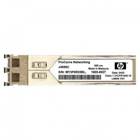 J4858C HP X121 1G SFP LC SX TRANSCEIVER