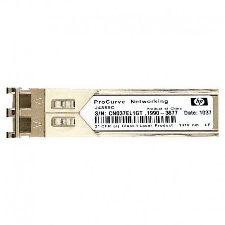 J4859C HP X121 1G SFP LC LX TRANSCEIVER