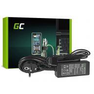 Green Cell Carregador AC Adapter para Asus Transparamer Pad 18W - 15V 1.2A - 36 PIN (AD60)