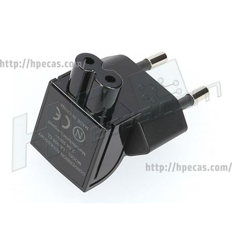 HP EU Duck Head Adaptador LA-005-CL (762584-004, 822328-004, 760531-004) N