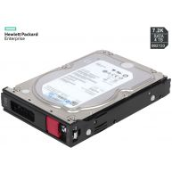 "HPE 4TB 7.2K 6Gb/s SATA 3.5"" LFF HP 512n MDL DS Gen9-Gen10 LP HDD (861683-B21, 862133-001) N"