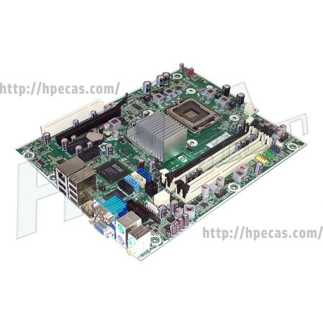HP Compaq 8000 Elite SFF Motherboard (503363-000, 536458-001, 536884-001) N
