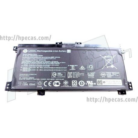 HP Bateria LK03052XL Original 3C 11.55V 52Wh 4.5Ah (HSTNN-IB8M, HSTNN-UB7O, L09049-1B1, L09049-541, L09281-855) N