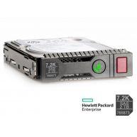 """HPE 2TB 7.2K 12Gb/s SAS 2.5"""" SFF HP 512e MDL DS Gen8-Gen10 SC HDD (765466-B21, 765466-S21, 765467-B21, 765873-001) N"""