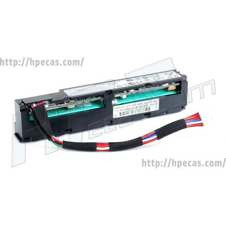 HPE 96W Smart Storage Battery, up to 20 Devices, with 145mm Cable Kit Gen10 (727258-B21, 727260-003, 871264-001, 875241-B21, HSTNS-BB02) N