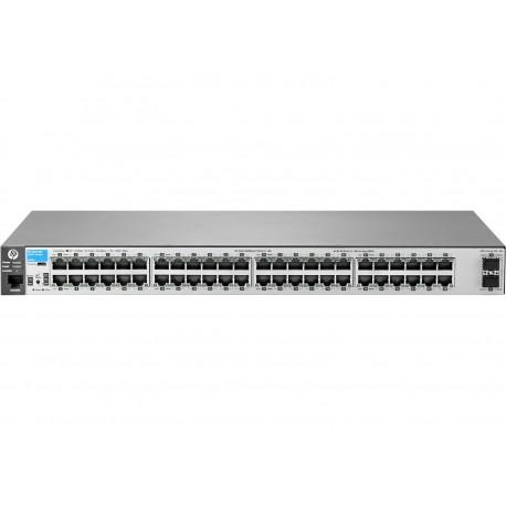 J9855A HP 2530-48G-2SFP+ Switch
