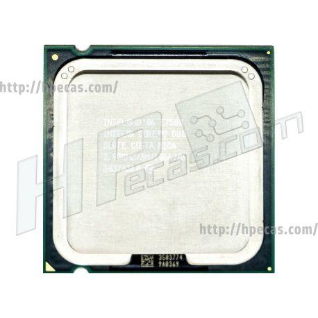 Intel® Core™2 Duo Processor E7500, 3M Cache, 2.93 GHz, 1066 MHz FSB, LGA775, SLGTE, SLB9Z (N)