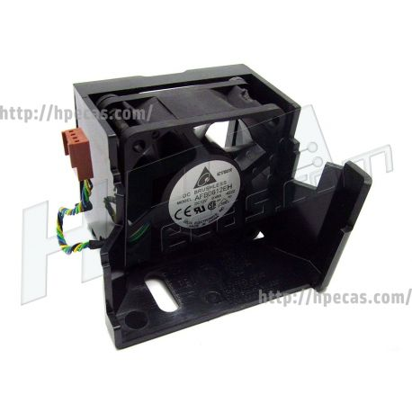 HP USDT Chassis Fan with Duct (444307-001, 451392-001) R