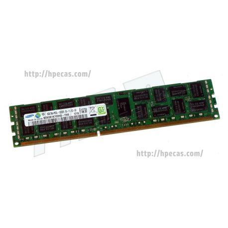 Memória Compatível 8GB (1x8GB) 2R PC3L-10600-R-9 DDR3-1333 ECC 1.35V LV-RDIMM STD (ID68778) R
