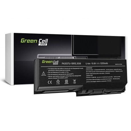 Green Cell PRO Bateria para Toshiba Satellite L350 P200 PA3536U-1BRS - 11,1V 5200mAh (TS09PRO)