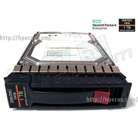 """HPE 1TB 7.2K 4Gb/s DP FC 3.5"""" LFF HS 512n For EVA M6412 ST HDD (454414-001, 671148-001, AG691A, AG691B) N"""