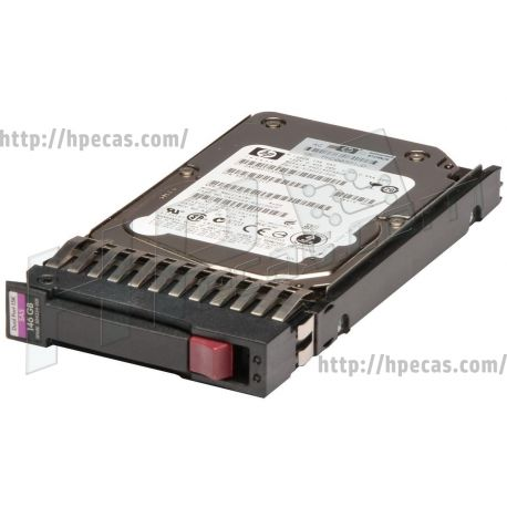 "Disco HP 146GB SAS 15K DP 3G 2.5"" (504334-001)"