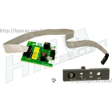 HPE Power Unique Identifier (UID) Bezel assembly (466264-001, 399054-001, 012486-001, 012487-000, 012488-001) R