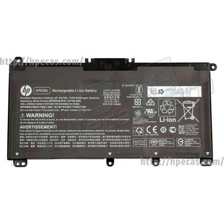 HP Bateria HT030XL Original 3C 11.4V 41Wh 3.6Ah (HSTNN-IB8O, HSTNN-LB8M, HT03041XL-PL, HT03041XL-PR, L11119-855, L11119-856)