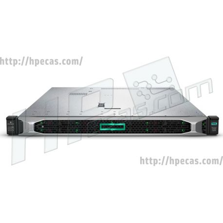 HPE Proliant DL360 Gen10 3104 1P 8GB-R S100I 4LFF 500W PS Base Server (P01880-B21) R
