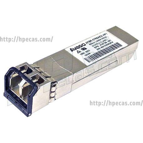 HPE 4Gb SW FC SFP LC 850nm Transceiver 300m (416729-001, AFBR-57R6AEZ-HP1, AG685-63001, AG685A, 1990-3553) R