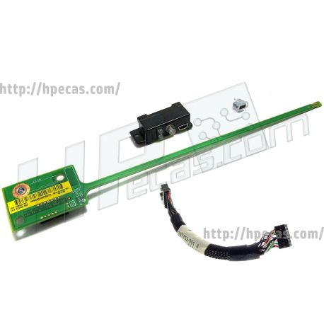 HPE Power On/Off Board with Cable (399055-001, 012495-001, 012496-000, 012497-001) R