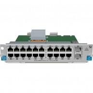 HPE 20-port Gig-T/2-port 10GbE SFP+ v2 zl Module (J9548A)