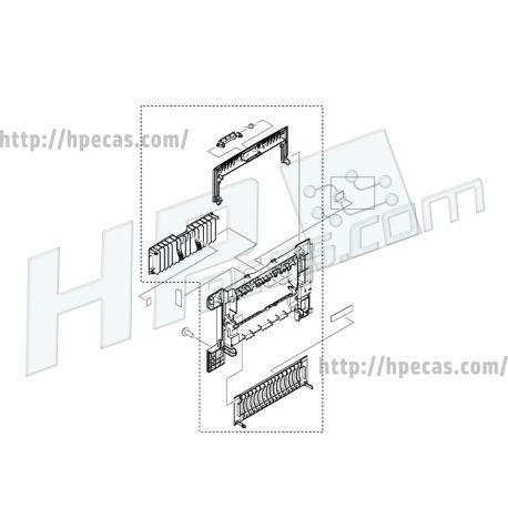Canon Rear Cover Ass'y (FM4-8671, FM4-8671-000, FM4-8671-010) N