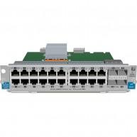 HPE 20-port Gig-T/4-port SFP v2 zl Module (J9549A)
