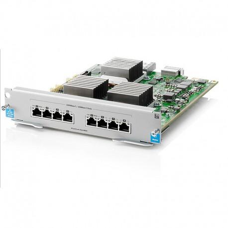 J9546A HP 8-port 10GBASE-T v2 zl Module