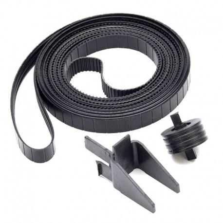 "C7769-60182 HP Carriage Belt - Correia para plotter de 24"""