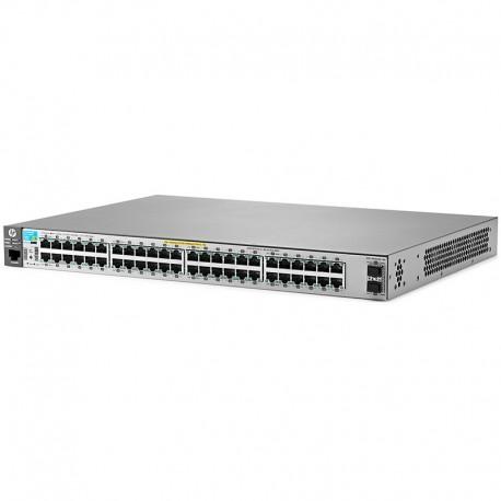 J9853A HP 2530-48G-PoE+-2SFP+ Switch