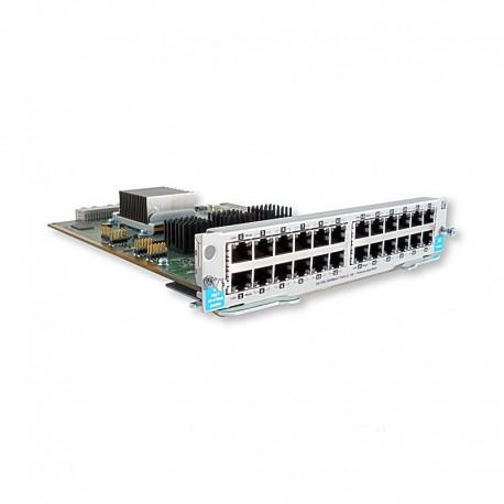 J9550A HP 24-port Gig-T v2 zl Module