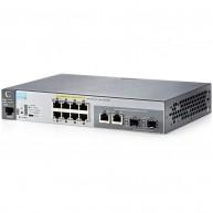 HPE Aruba 2530 8G PoE+ Switch (J9774A)