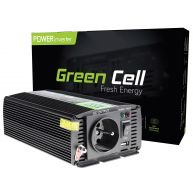 Green Cell  Voltage Car Inverter 12V to 230V, 300W/600W Full Sine Wave (INV05)