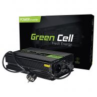Green Cell  Voltage Car Inverter UPS para furnances and central heating pumps 300W (INV07)