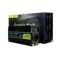 Green Cell  Voltage Car Inverter 24V to 230V, 300W/600W Full Sine wave (INV14)