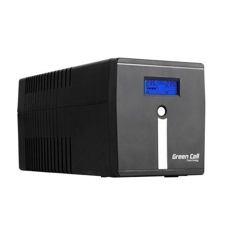 Green Cell ? UPS Microsine 1000VA LCD (UPS08)